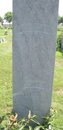 MALLOY, JAMES - Union County, South Dakota   JAMES MALLOY - South Dakota Gravestone Photos