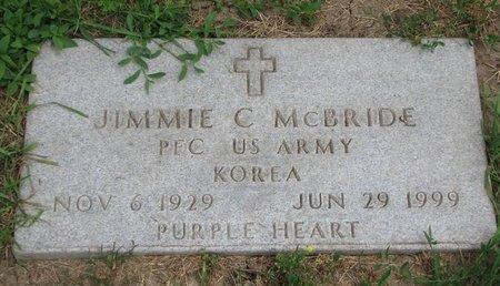 "MCBRIDE, JAMES ""JIMMIE"" C. (KOREA) - Union County, South Dakota | JAMES ""JIMMIE"" C. (KOREA) MCBRIDE - South Dakota Gravestone Photos"