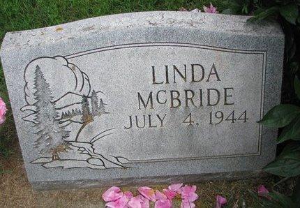 MCBRIDE, LINDA - Union County, South Dakota | LINDA MCBRIDE - South Dakota Gravestone Photos