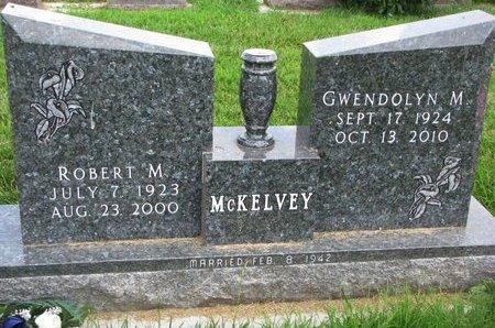 MCKELVEY, GWENDOLYN M. - Union County, South Dakota | GWENDOLYN M. MCKELVEY - South Dakota Gravestone Photos