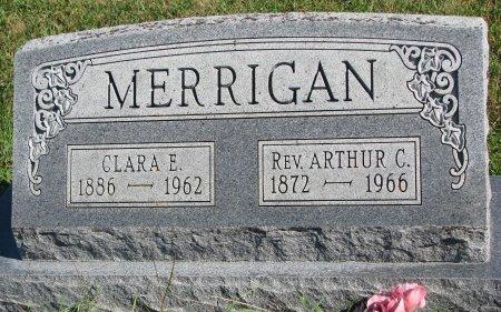 MERRIGAN, CLARA E. - Union County, South Dakota   CLARA E. MERRIGAN - South Dakota Gravestone Photos