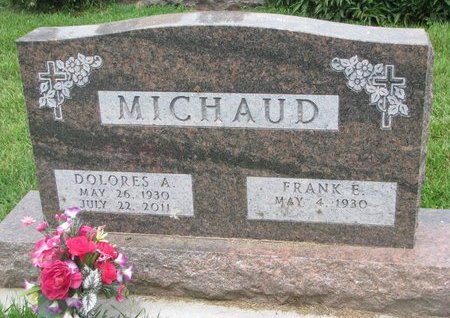 MICHAUD, DOLORES A. - Union County, South Dakota | DOLORES A. MICHAUD - South Dakota Gravestone Photos