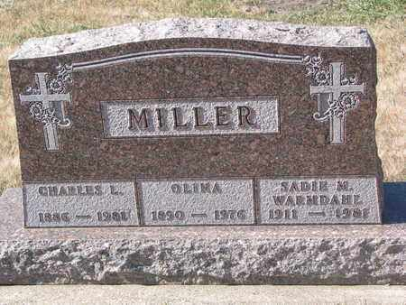 WARMDAHL MILLER, SADIE M. - Union County, South Dakota | SADIE M. WARMDAHL MILLER - South Dakota Gravestone Photos