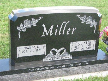 KEEHN MILLER, WANDA G. - Union County, South Dakota | WANDA G. KEEHN MILLER - South Dakota Gravestone Photos