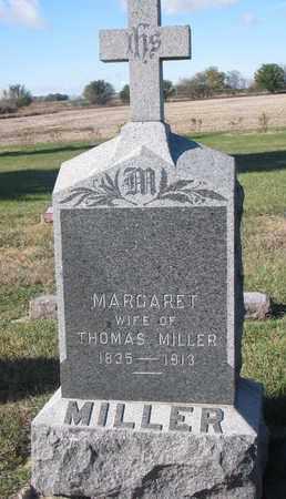 MILLER, MARGARET - Union County, South Dakota | MARGARET MILLER - South Dakota Gravestone Photos