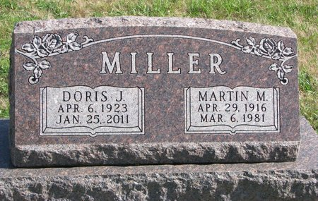 SMITH MILLER, DORIS JANE - Union County, South Dakota | DORIS JANE SMITH MILLER - South Dakota Gravestone Photos