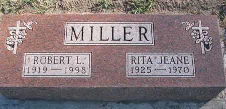 MILLER, ROBERT L. - Union County, South Dakota | ROBERT L. MILLER - South Dakota Gravestone Photos