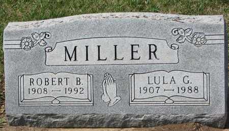 MILLER, LULA G. - Union County, South Dakota | LULA G. MILLER - South Dakota Gravestone Photos