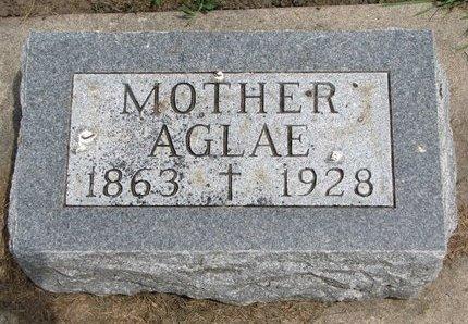 GREGORIE MILLETTE, AGLAE - Union County, South Dakota | AGLAE GREGORIE MILLETTE - South Dakota Gravestone Photos