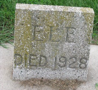 MILLETTE, ELE - Union County, South Dakota   ELE MILLETTE - South Dakota Gravestone Photos