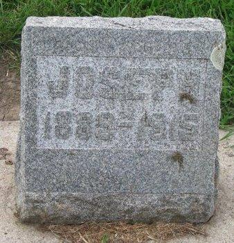 MILLETTE, JOSEPH - Union County, South Dakota | JOSEPH MILLETTE - South Dakota Gravestone Photos