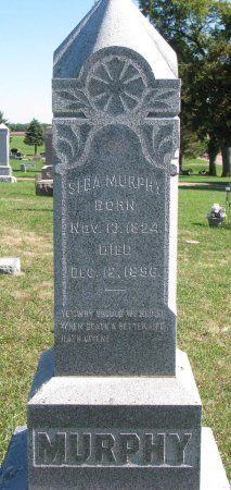 "MURPHY, SEBERT ""SEBA"" - Union County, South Dakota 