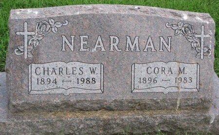NEARMAN, CHARLES W. - Union County, South Dakota | CHARLES W. NEARMAN - South Dakota Gravestone Photos