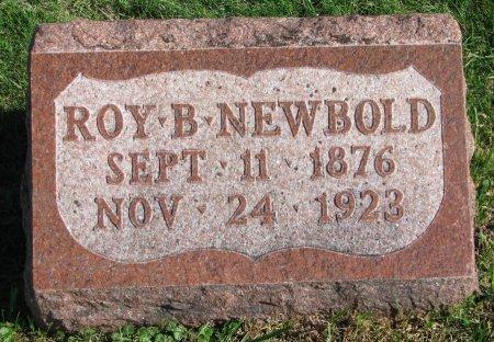 NEWBOLD, ROY BETHEL - Union County, South Dakota | ROY BETHEL NEWBOLD - South Dakota Gravestone Photos