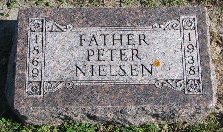 NIELSEN, PETER - Union County, South Dakota | PETER NIELSEN - South Dakota Gravestone Photos