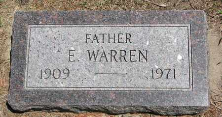 NILSON, E. WARREN - Union County, South Dakota | E. WARREN NILSON - South Dakota Gravestone Photos