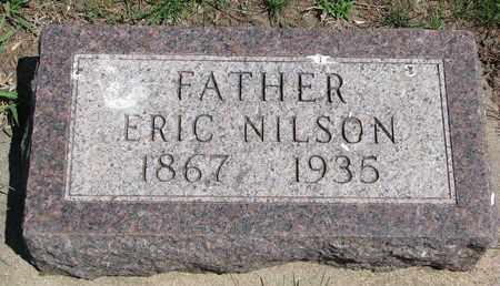 NILSON, ERIC - Union County, South Dakota | ERIC NILSON - South Dakota Gravestone Photos