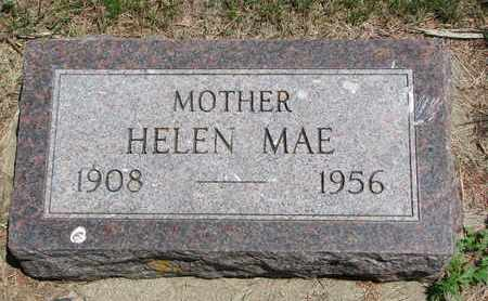 NILSON, HELEN MAE - Union County, South Dakota | HELEN MAE NILSON - South Dakota Gravestone Photos