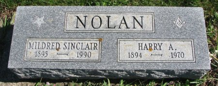 NOLAN, HARRY A. - Union County, South Dakota | HARRY A. NOLAN - South Dakota Gravestone Photos
