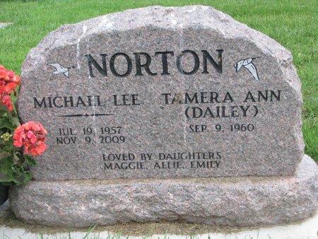 NORTON, MICHAEL LEE - Union County, South Dakota   MICHAEL LEE NORTON - South Dakota Gravestone Photos