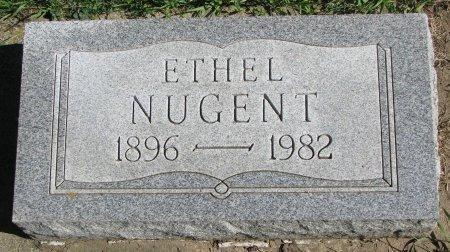 MILLER NUGENT, ETHEL - Union County, South Dakota | ETHEL MILLER NUGENT - South Dakota Gravestone Photos