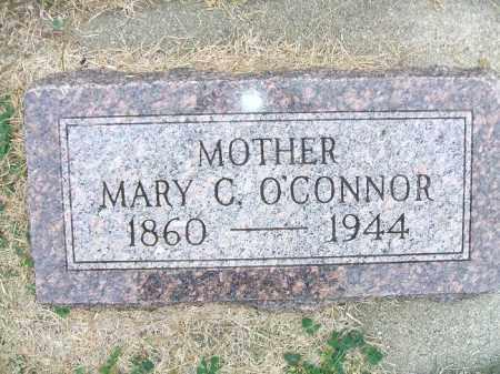 JORDAN O'CONNOR, MARY CATHERINE - Union County, South Dakota | MARY CATHERINE JORDAN O'CONNOR - South Dakota Gravestone Photos