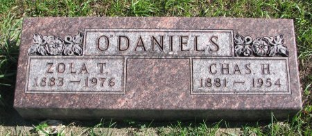 O'DANIELS, CHARLES H. - Union County, South Dakota | CHARLES H. O'DANIELS - South Dakota Gravestone Photos