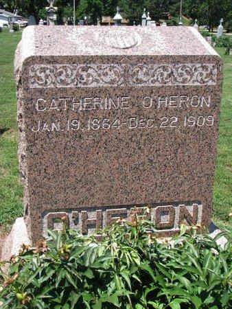 O'HERON, CATHERINE - Union County, South Dakota | CATHERINE O'HERON - South Dakota Gravestone Photos