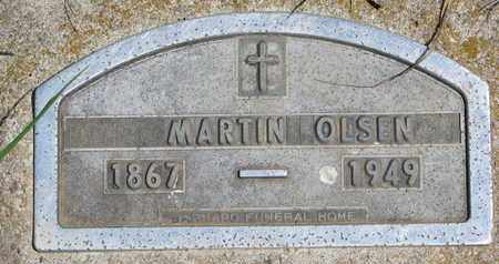 OLSEN, MARTIN - Union County, South Dakota | MARTIN OLSEN - South Dakota Gravestone Photos