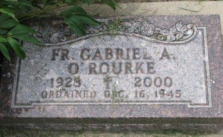 O'ROURKE, GABRIEL A. (FATHER/REVEREND) - Union County, South Dakota | GABRIEL A. (FATHER/REVEREND) O'ROURKE - South Dakota Gravestone Photos