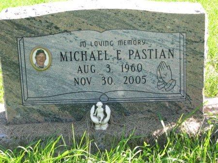 PASTIAN, MICHAEL E. - Union County, South Dakota | MICHAEL E. PASTIAN - South Dakota Gravestone Photos