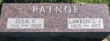 PATNOE, FERN VERA - Union County, South Dakota | FERN VERA PATNOE - South Dakota Gravestone Photos