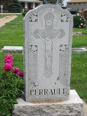 PERRAULT, *FAMILY MONUMENT - Union County, South Dakota   *FAMILY MONUMENT PERRAULT - South Dakota Gravestone Photos