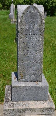 PETERSON, AUGUSTA C. - Union County, South Dakota | AUGUSTA C. PETERSON - South Dakota Gravestone Photos