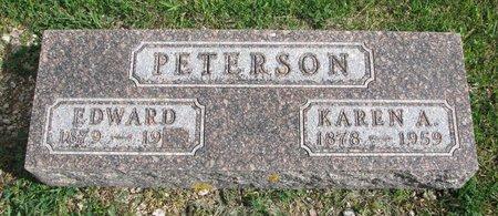 PETERSON, KAREN A. - Union County, South Dakota | KAREN A. PETERSON - South Dakota Gravestone Photos