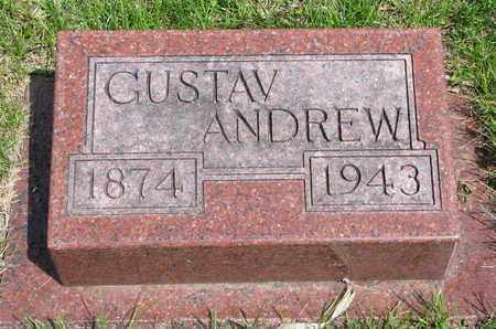 PETERSON, GUSTAV ANDREW - Union County, South Dakota | GUSTAV ANDREW PETERSON - South Dakota Gravestone Photos