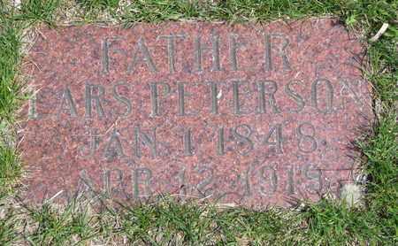 PETERSON, LARS - Union County, South Dakota | LARS PETERSON - South Dakota Gravestone Photos