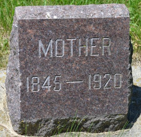 PETERSON, MOTHER - Union County, South Dakota | MOTHER PETERSON - South Dakota Gravestone Photos