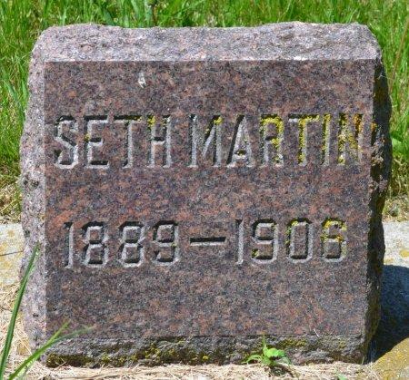 PETERSON, SETH MARTIN - Union County, South Dakota | SETH MARTIN PETERSON - South Dakota Gravestone Photos