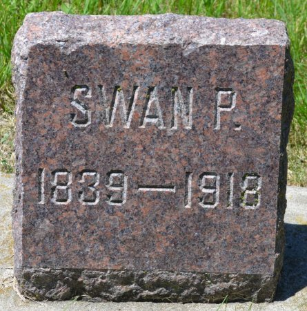 PETERSON, SWAN P. - Union County, South Dakota | SWAN P. PETERSON - South Dakota Gravestone Photos