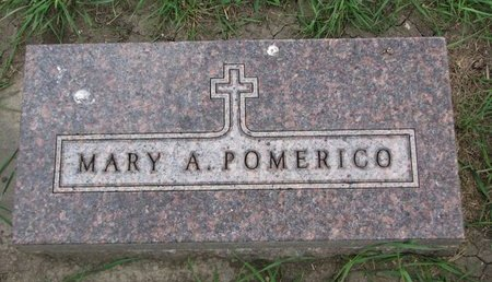 POMERICO, MARY A. - Union County, South Dakota | MARY A. POMERICO - South Dakota Gravestone Photos