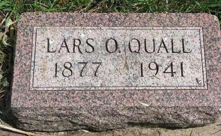 QUALL, LARS O. - Union County, South Dakota | LARS O. QUALL - South Dakota Gravestone Photos