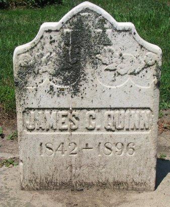 QUINN, JAMES C. - Union County, South Dakota   JAMES C. QUINN - South Dakota Gravestone Photos