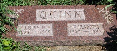 QUINN, LOUIS HERCULES - Union County, South Dakota | LOUIS HERCULES QUINN - South Dakota Gravestone Photos