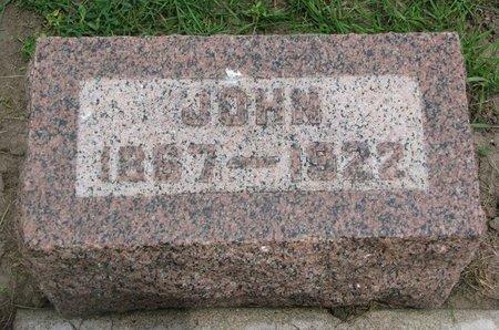 QUINTAL, JOHN - Union County, South Dakota | JOHN QUINTAL - South Dakota Gravestone Photos