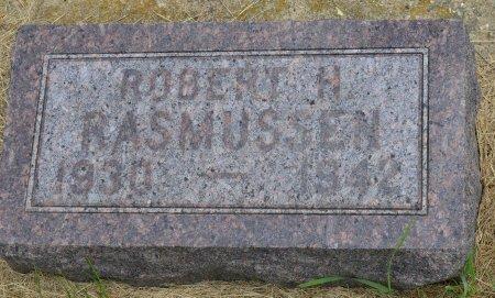 RASMUSSEN, ROBERT H. - Union County, South Dakota | ROBERT H. RASMUSSEN - South Dakota Gravestone Photos