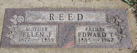 REED, EDWARD THOMAS - Union County, South Dakota | EDWARD THOMAS REED - South Dakota Gravestone Photos