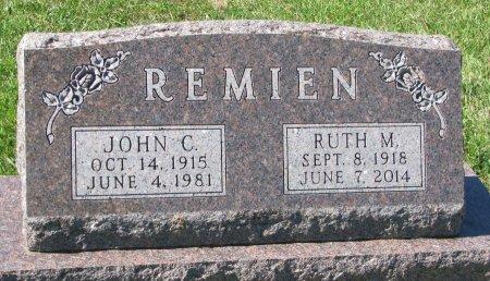 REMIEN, RUTH MARIE - Union County, South Dakota | RUTH MARIE REMIEN - South Dakota Gravestone Photos