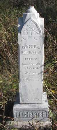 ROCHESTER, DANIEL - Union County, South Dakota | DANIEL ROCHESTER - South Dakota Gravestone Photos