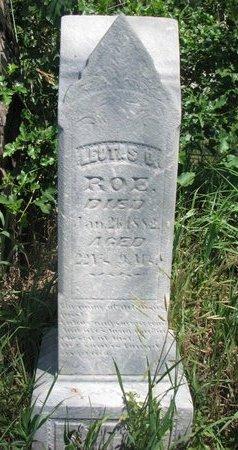 ROE, LEOTAS D. - Union County, South Dakota   LEOTAS D. ROE - South Dakota Gravestone Photos